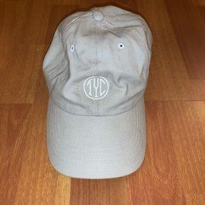 Gray TYC Hat
